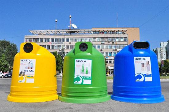 colectare selectiva a gunoiului