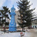 Ceasul monument din Braila