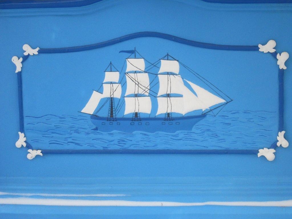 nava cu vele
