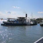 Borcea Yacht of Qing Ferdinand Romania