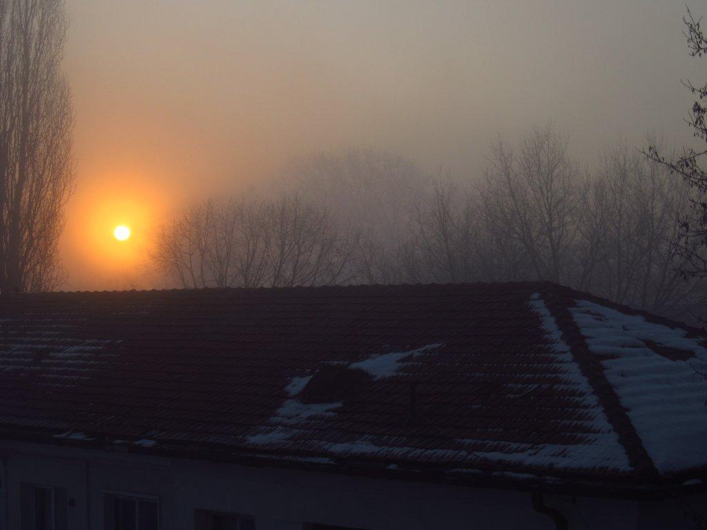 sunrise Est Europe photography