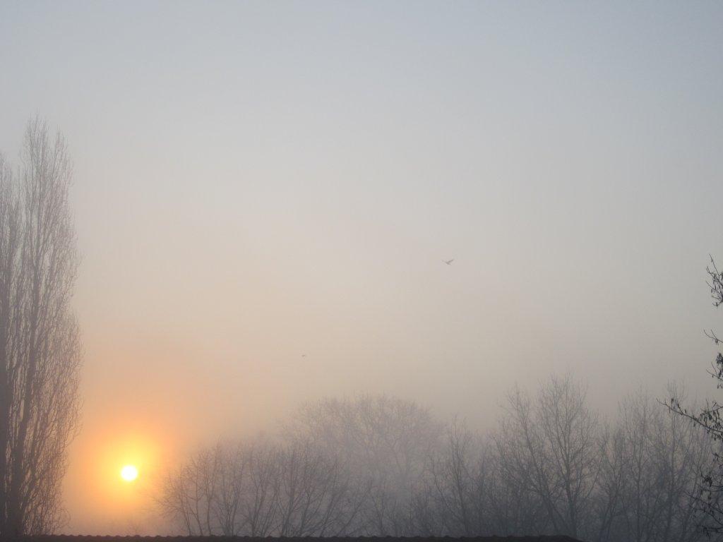 sunrise Romania photography