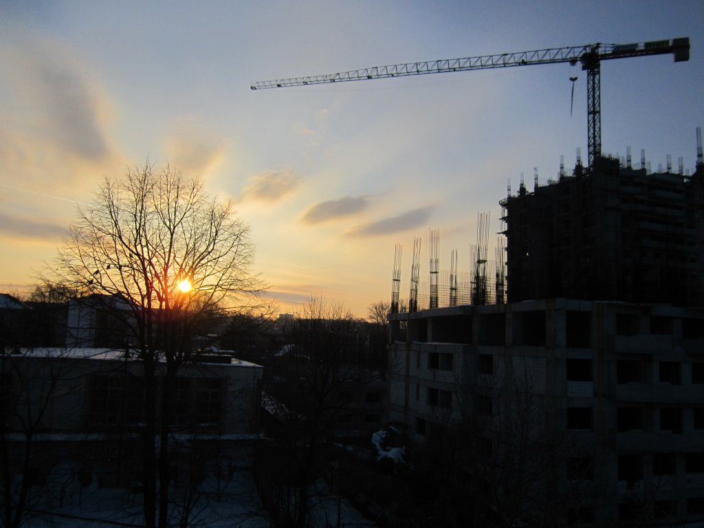 sunset Romania europe image