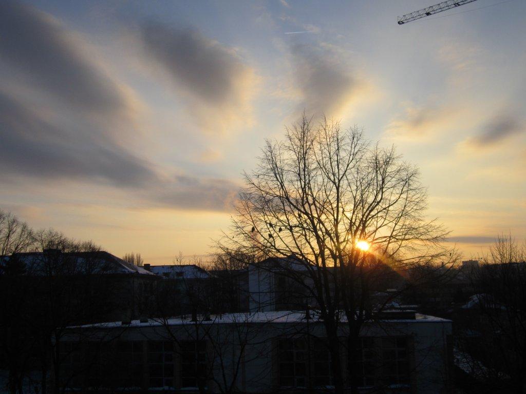 fotografii cu amurg de soare