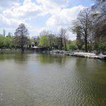imagini cu lacul Cismigiu 2012