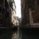 fotografie canale Venezia