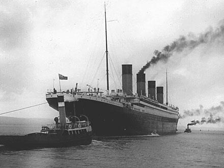 titanic poze