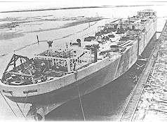 nave din ciment