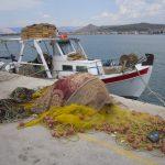 ambarcatiuni traditionale de pescuit grecesti