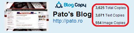 blog copiat